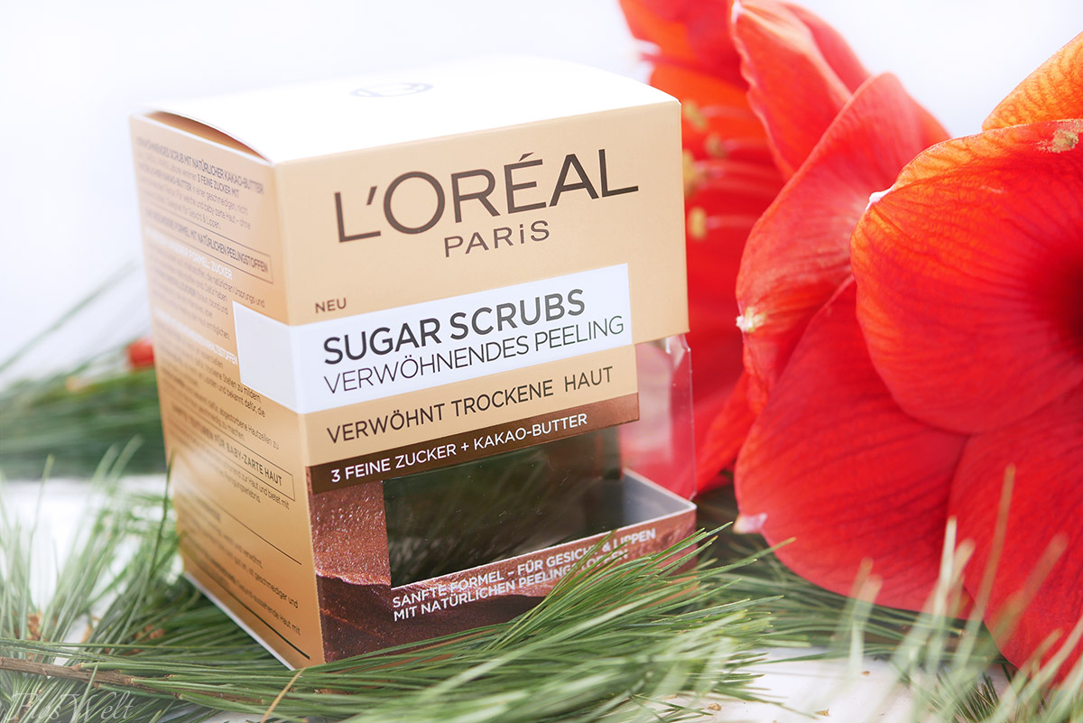 L'Oréal Verwöhnendes Scrub