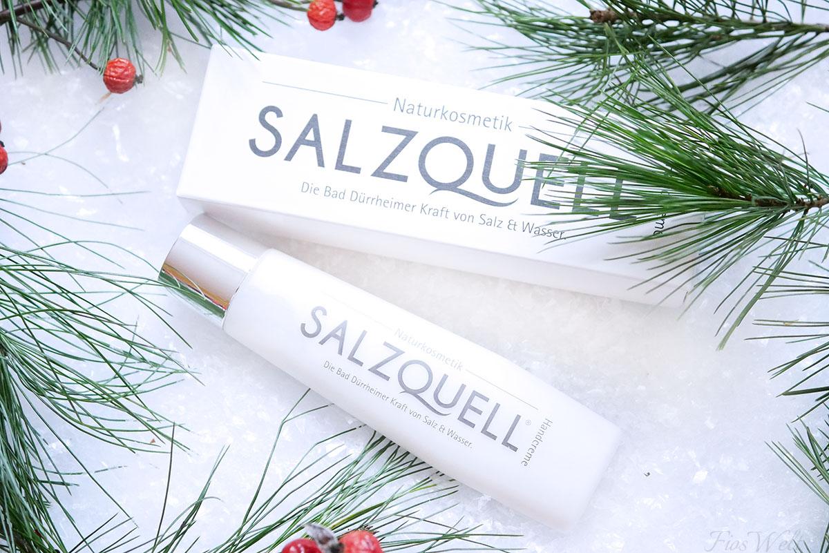 Salzquell Handcreme
