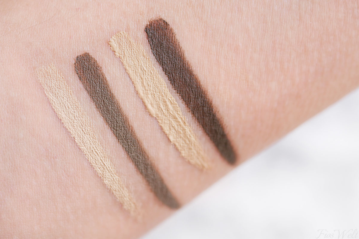 Brow Hero2in1 Brow Pomade Camouflage Waterproof Swatch