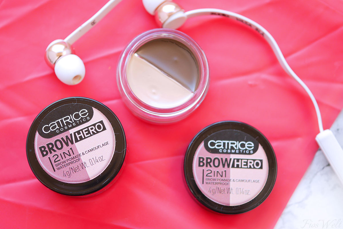 Catrice Brow Hero2in1 Brow Pomade Camouflage Waterproof