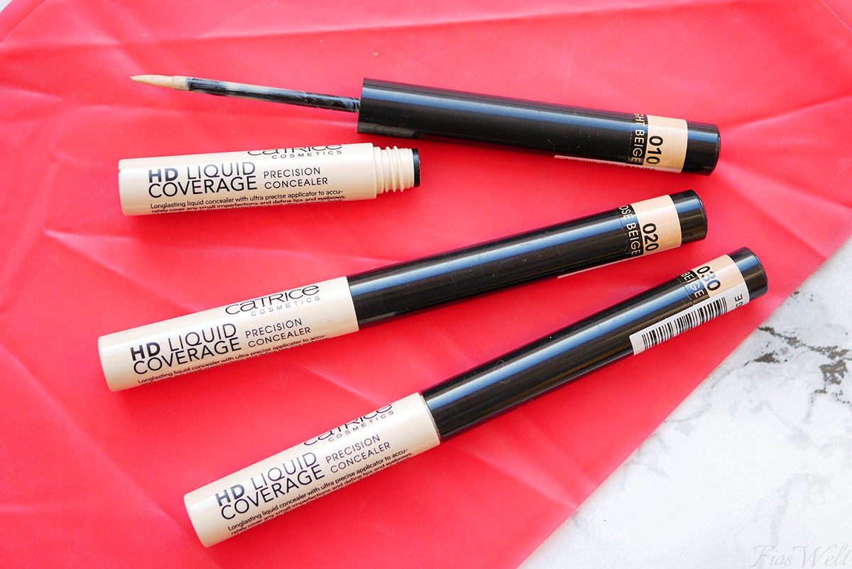 HD Liquid Coverage Precision Concealer