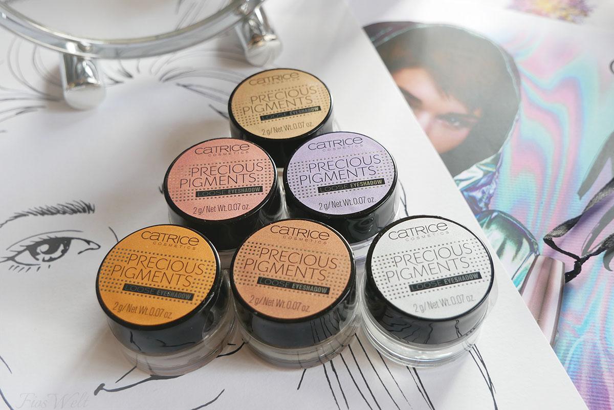 Catrice precious pigments