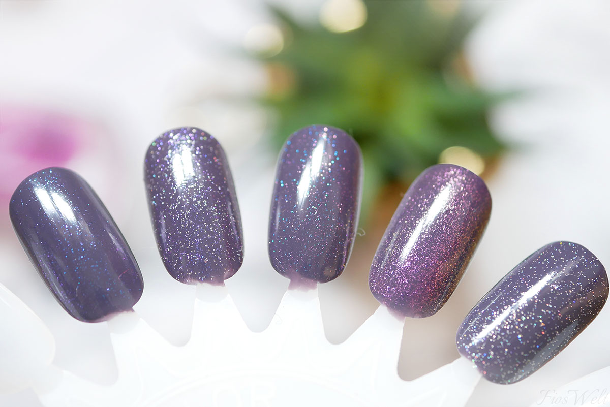 Shake & Seal Top Coat Swatch