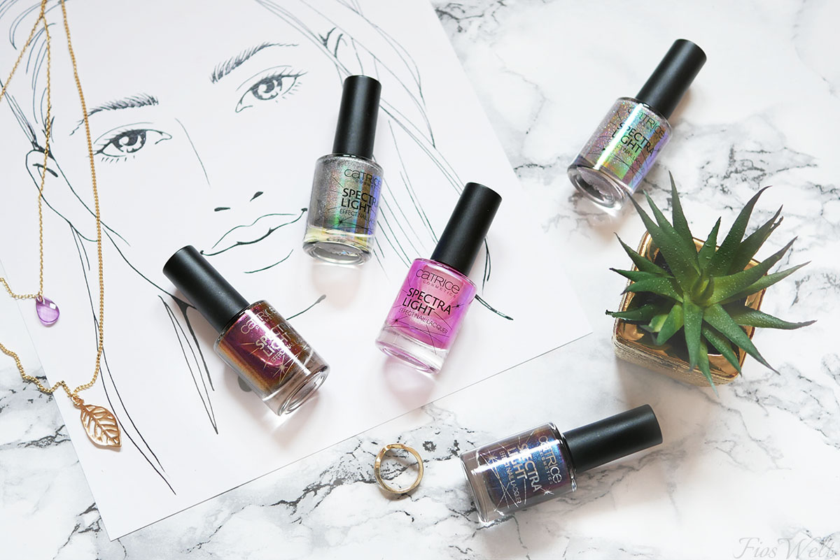 Spectra Light Effect Nail Lacquer