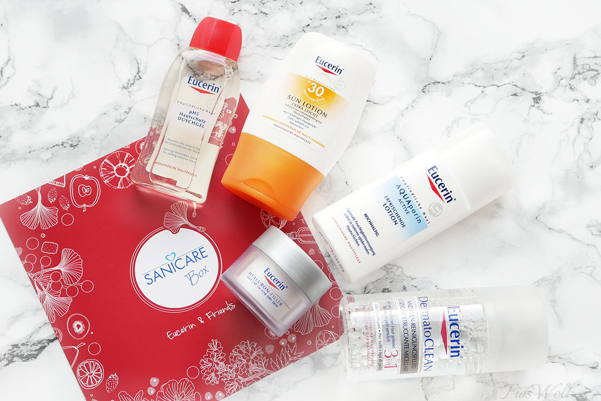 Sanicare Box Eucerin