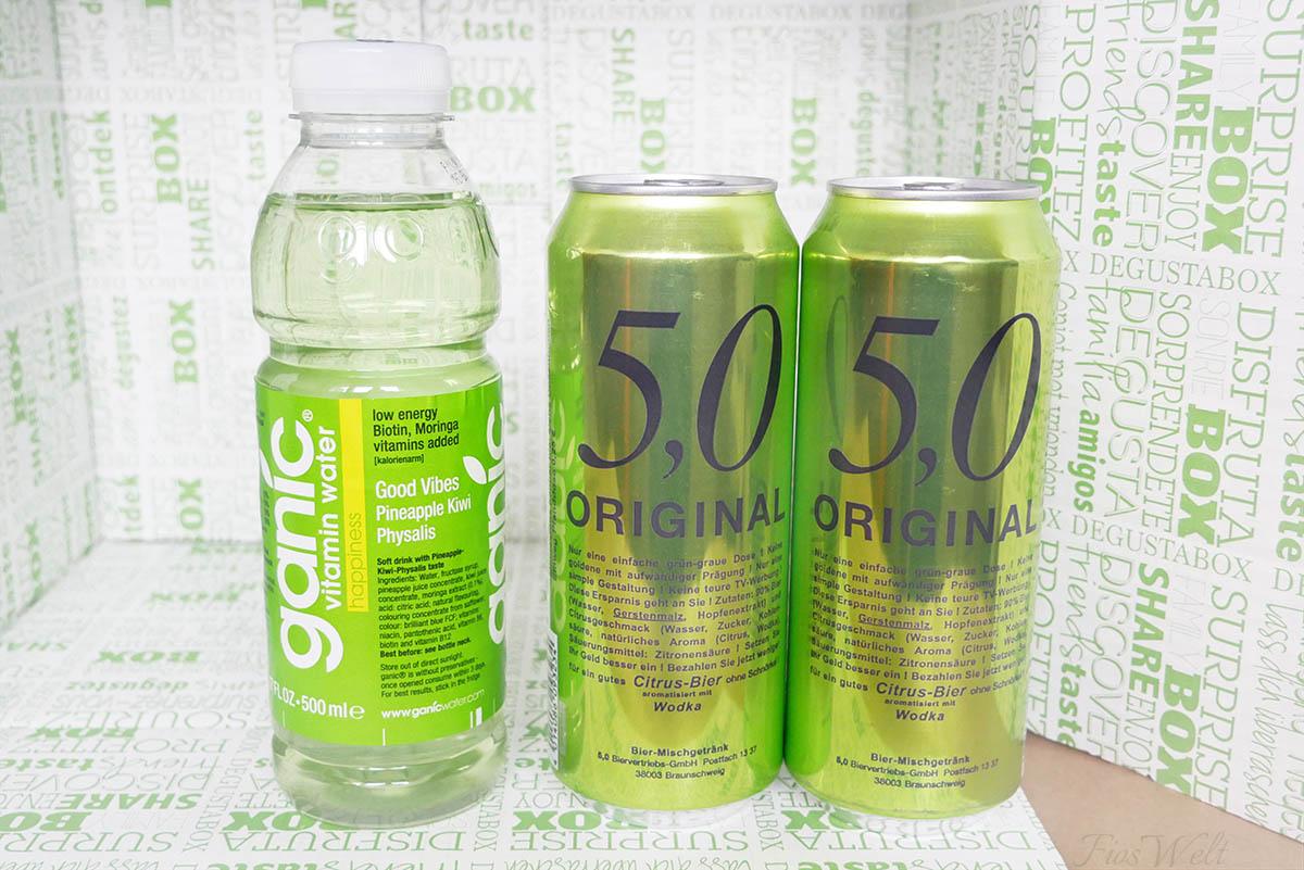 Ganic Vitamin Water