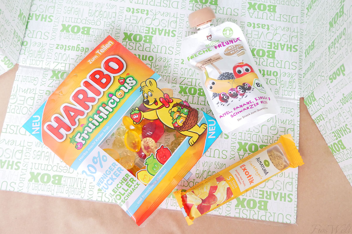 Haribo Fruitlicious
