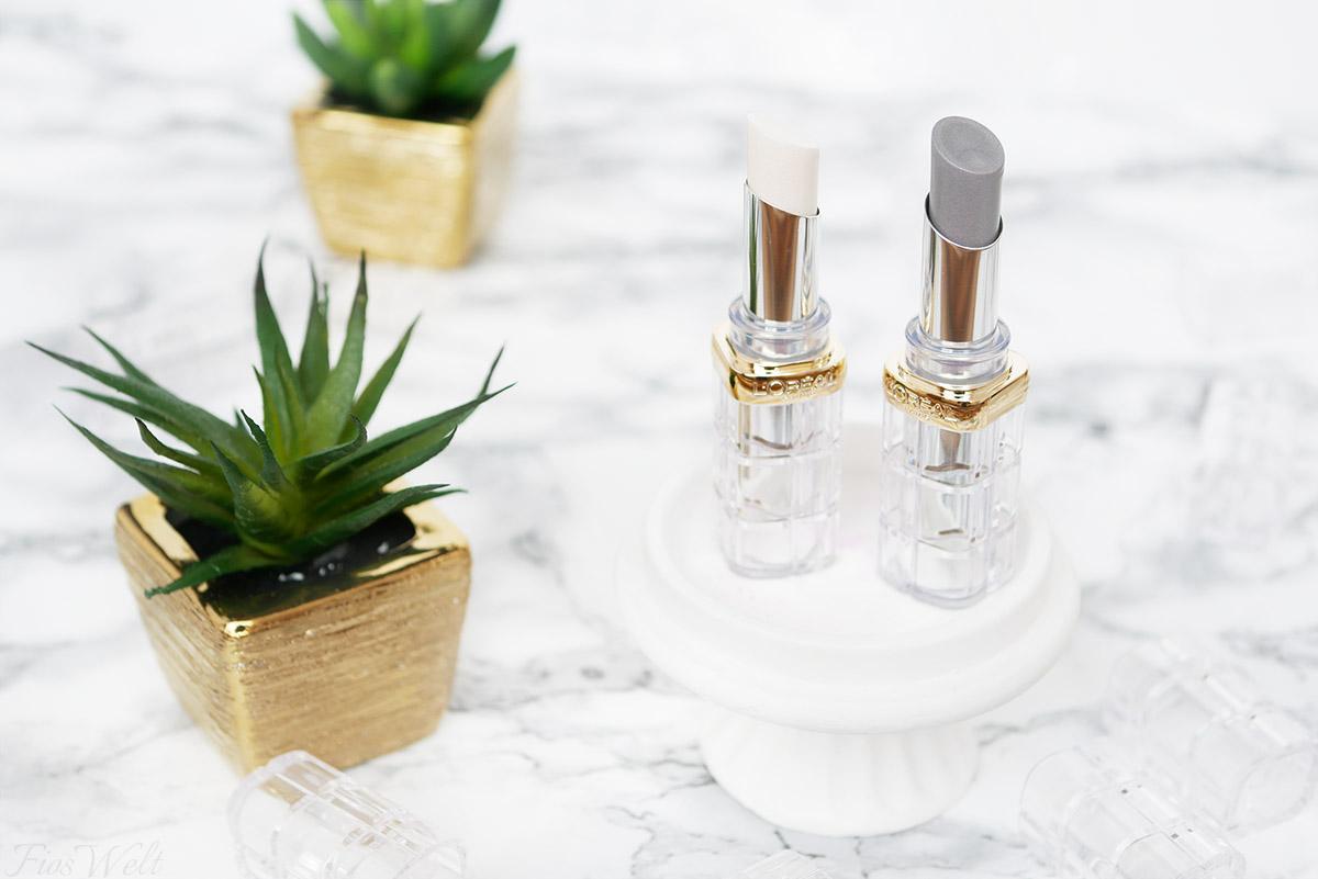 L'Oréal Color Riche Shine Lippenstifte