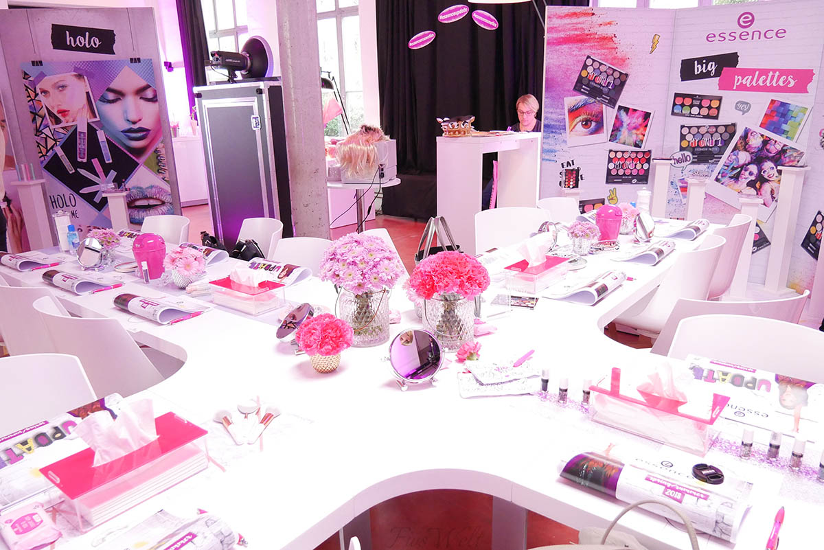 Essence Bloggerevent