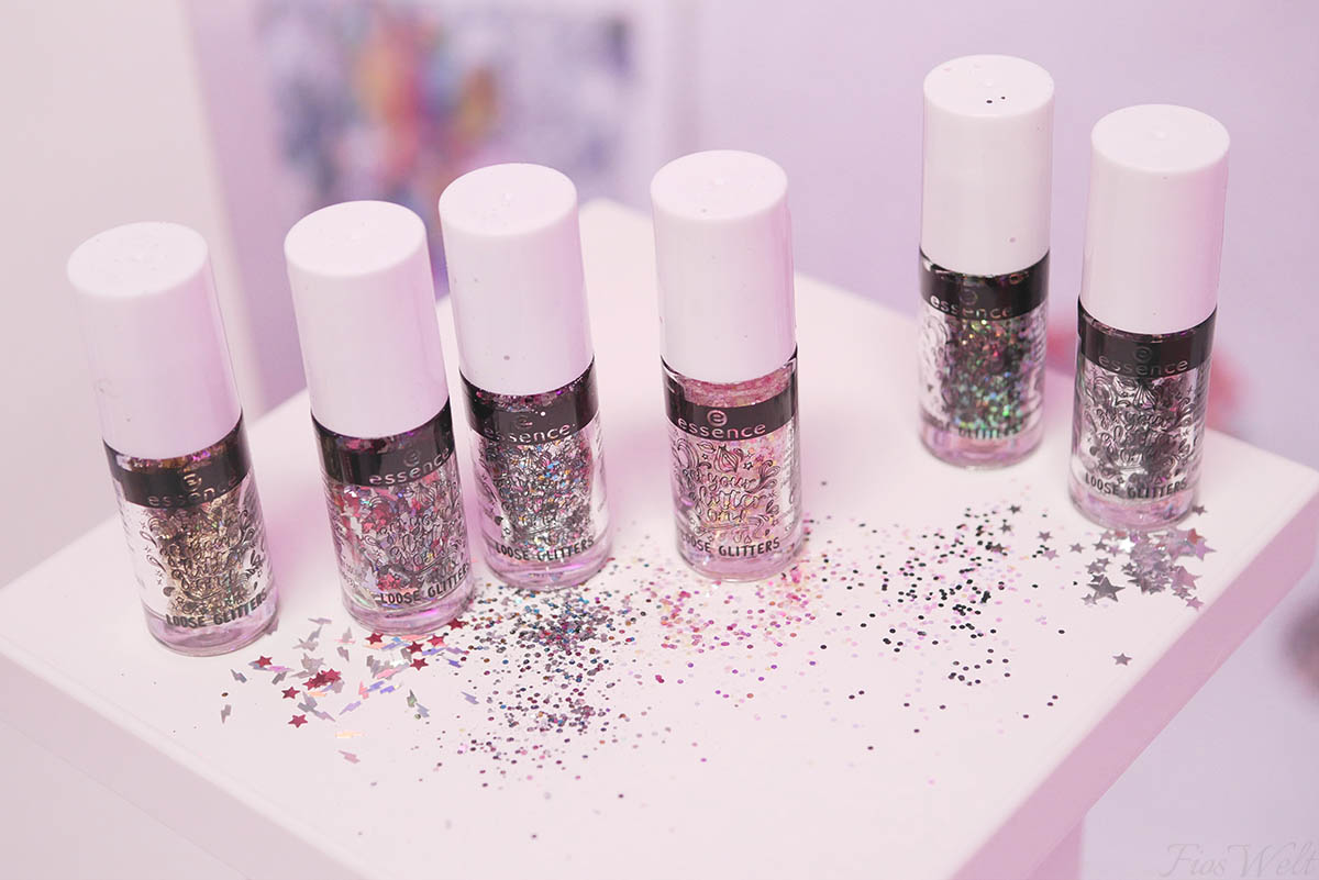 essence get your glitter on! Glitter