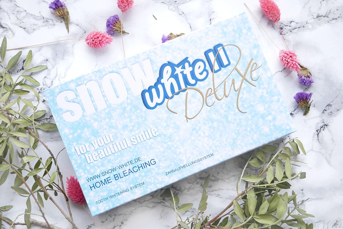 SNOW WHITE II ® DELUXE Zahnaufhellungssystem