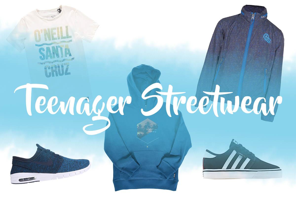 Günstige TeenagerStreatwear