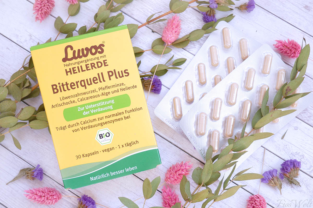 Luvos Heilerde Bitterquell Plus