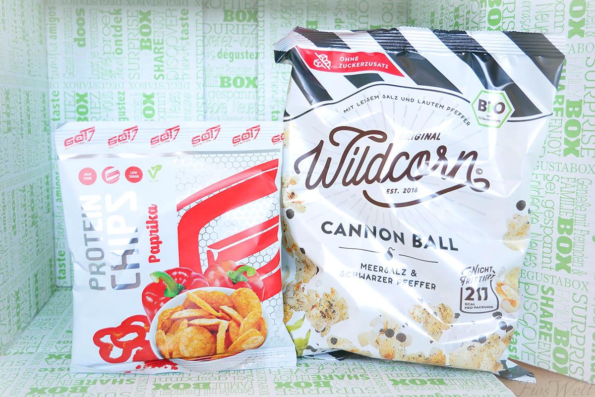 Wildcorn popcorn