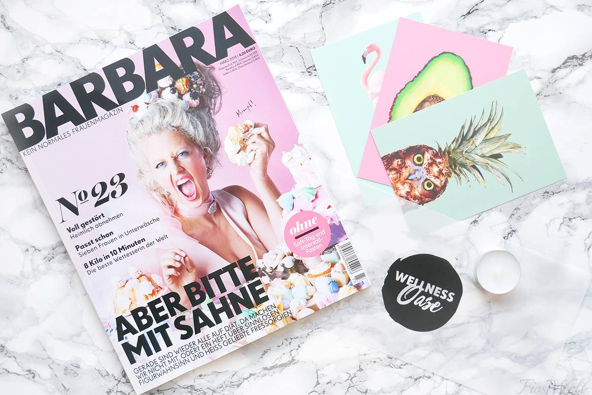 Zeitschrift Barbara