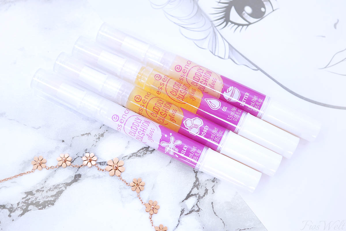 essence Cuddly Cushion Gloss