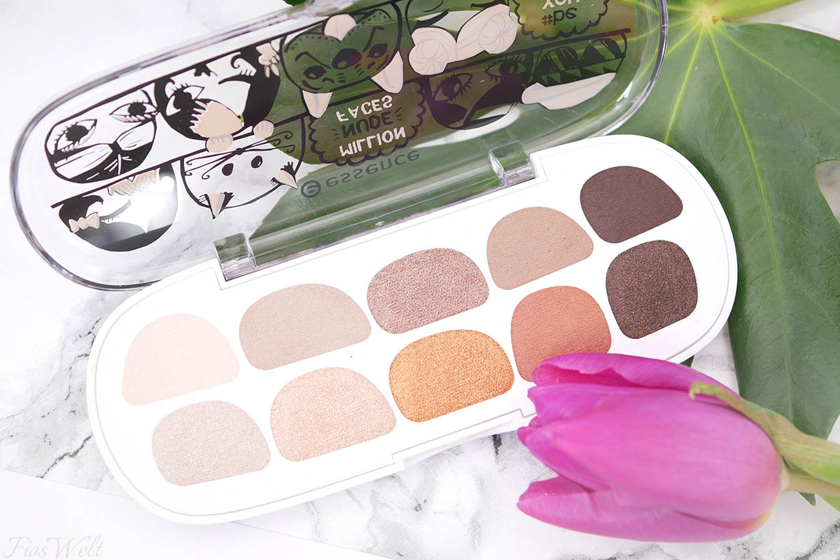 essence beYOUtiful Palette
