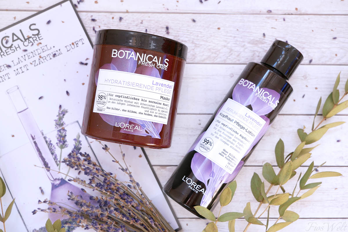 L'Oréal Botanicals Fresh Care Lavendel-Pflegeserie