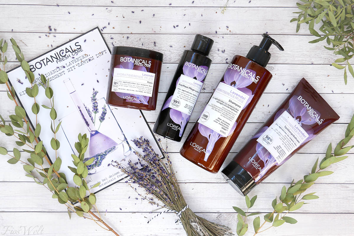 Botanicals Fresh Care Lavendel