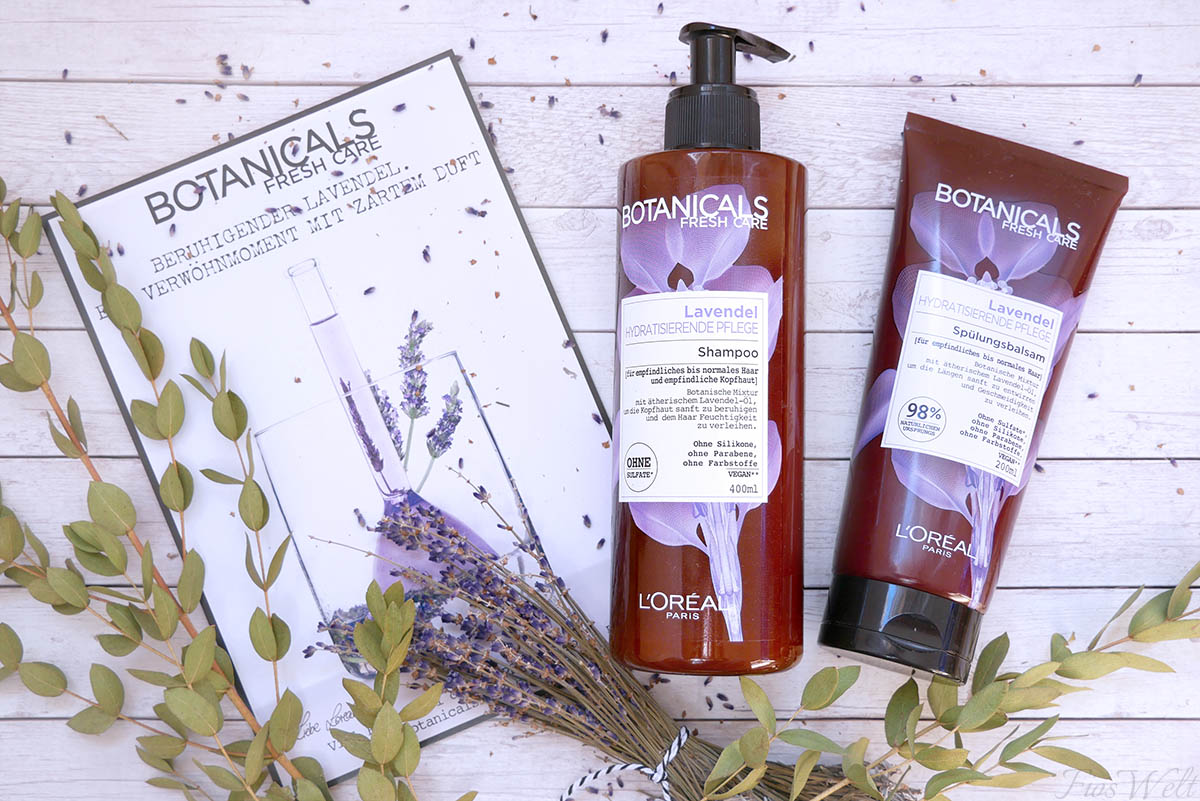 Botanicals Fresh Care Shampoo Spülung