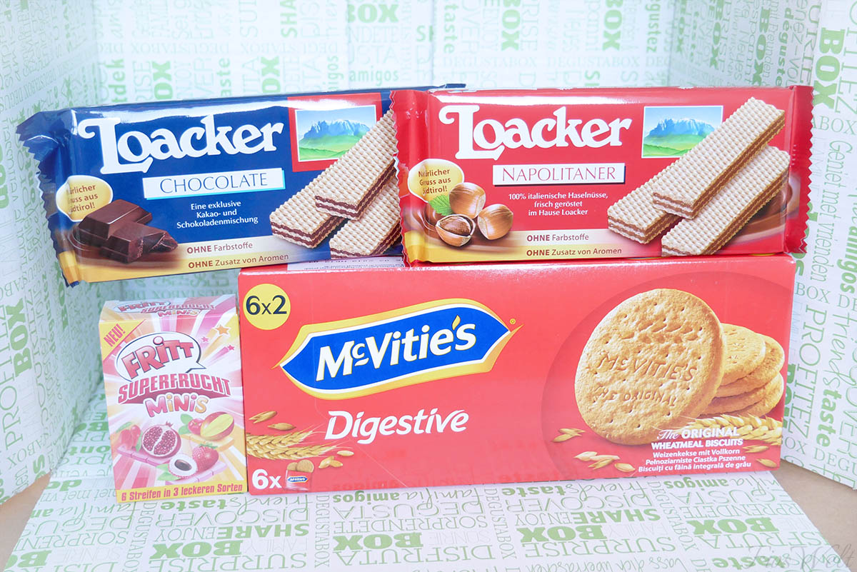 Loacker Chocolate