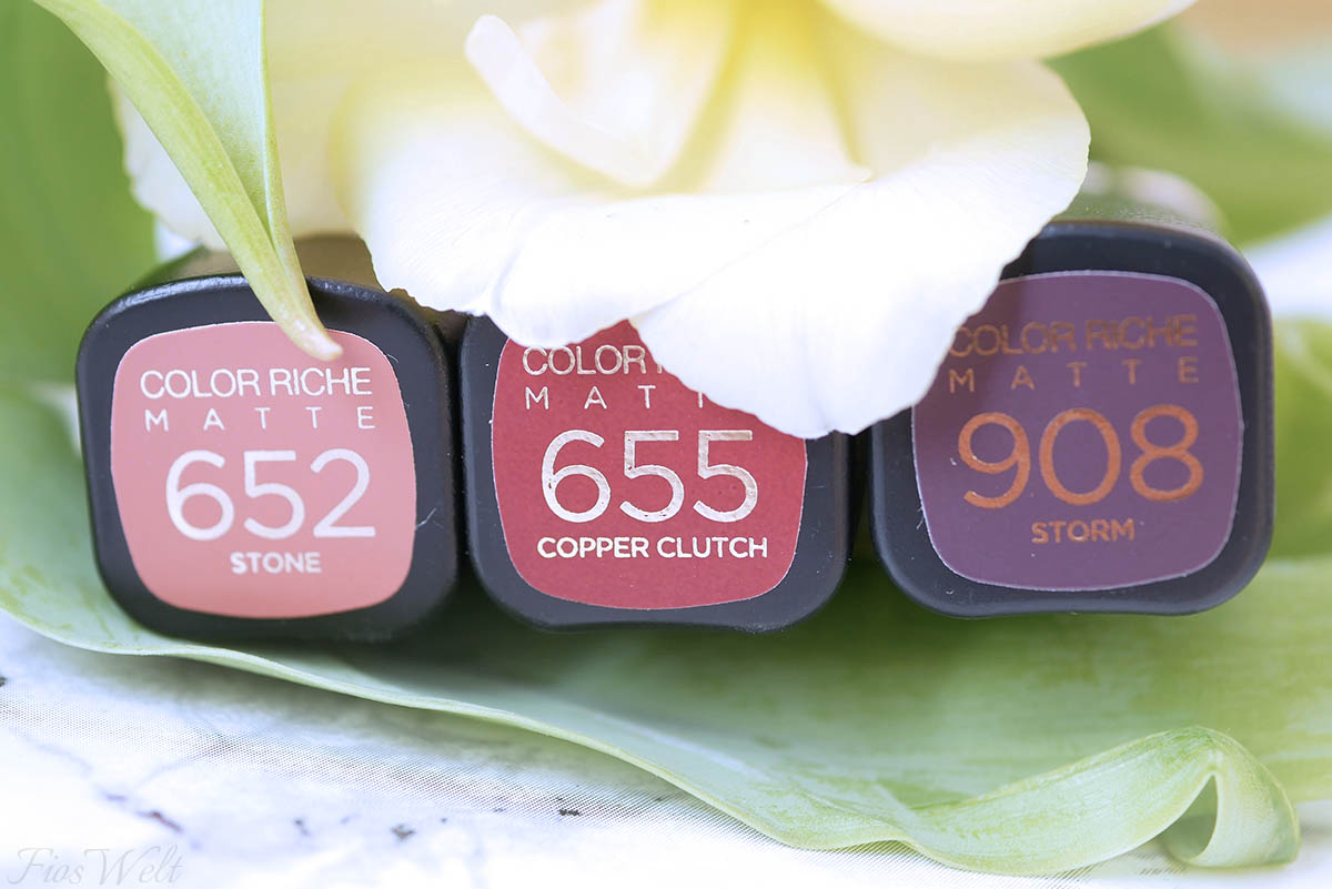 L'Oréal Color Rich Matte Magnetic Stones 652