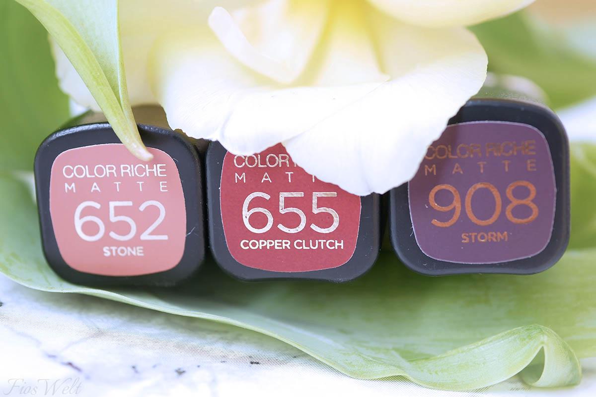 L'Oréal Color Rich Matte Magnetic Stones 652