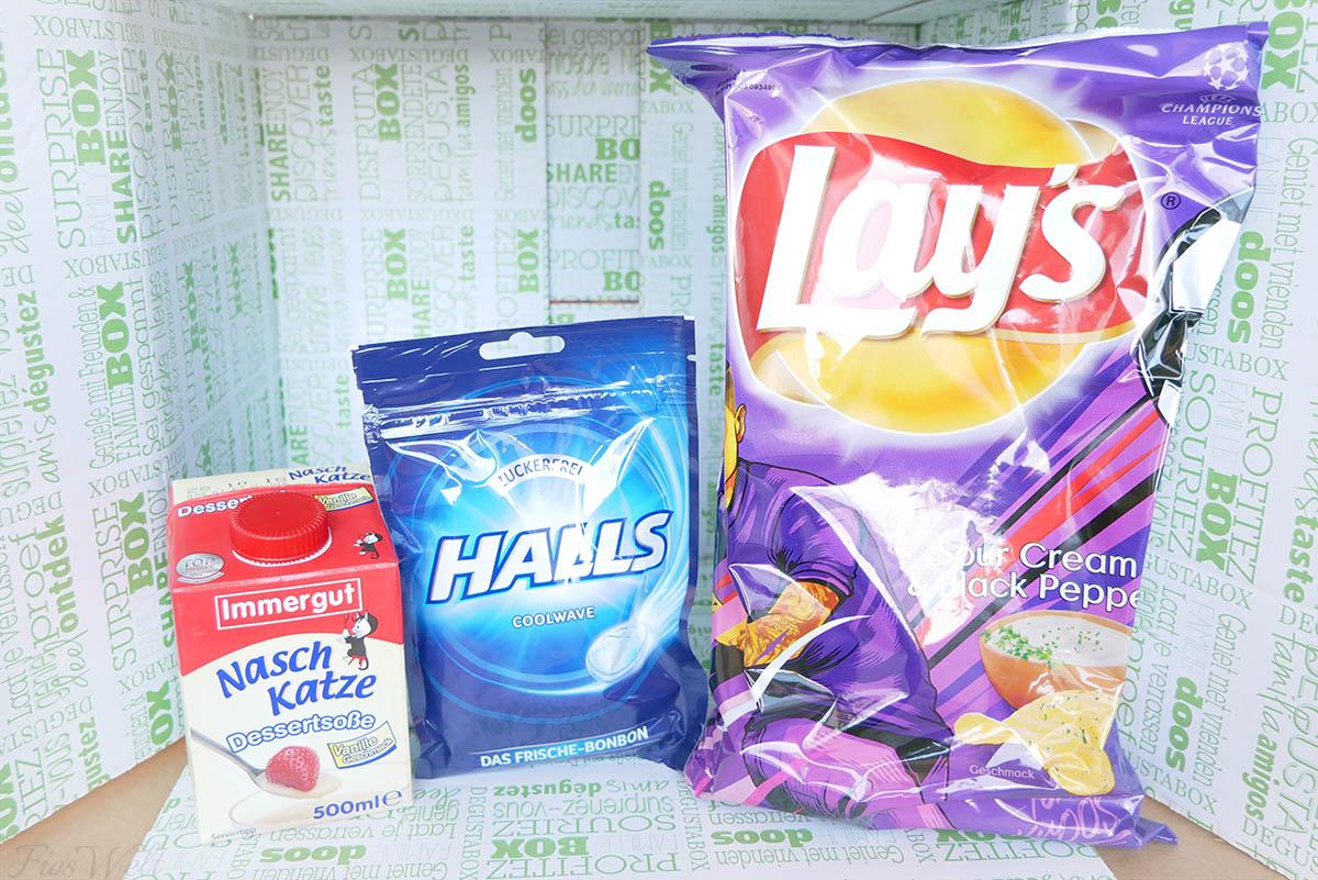 Degustabox Chips