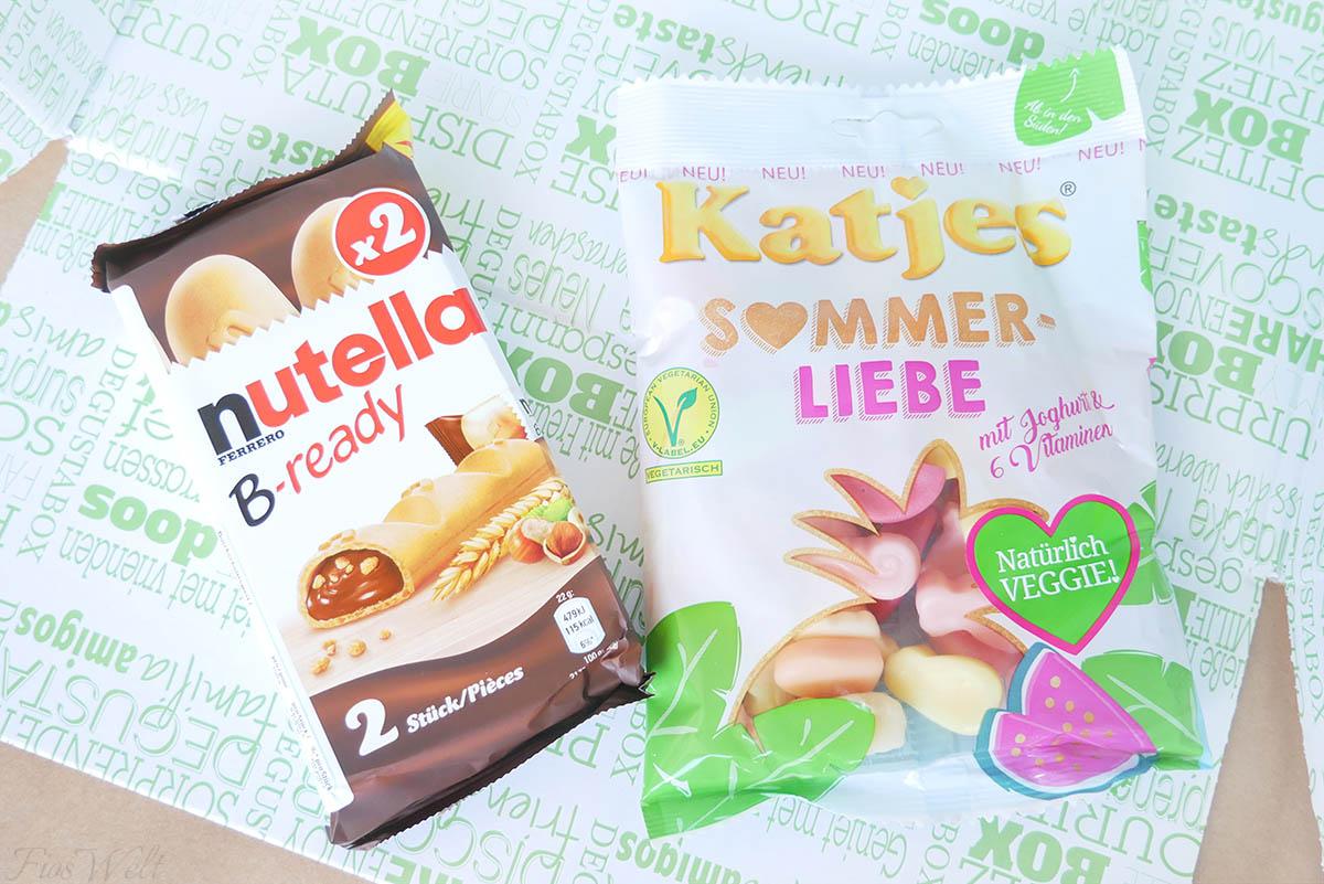 Katjes Sommer Liebe