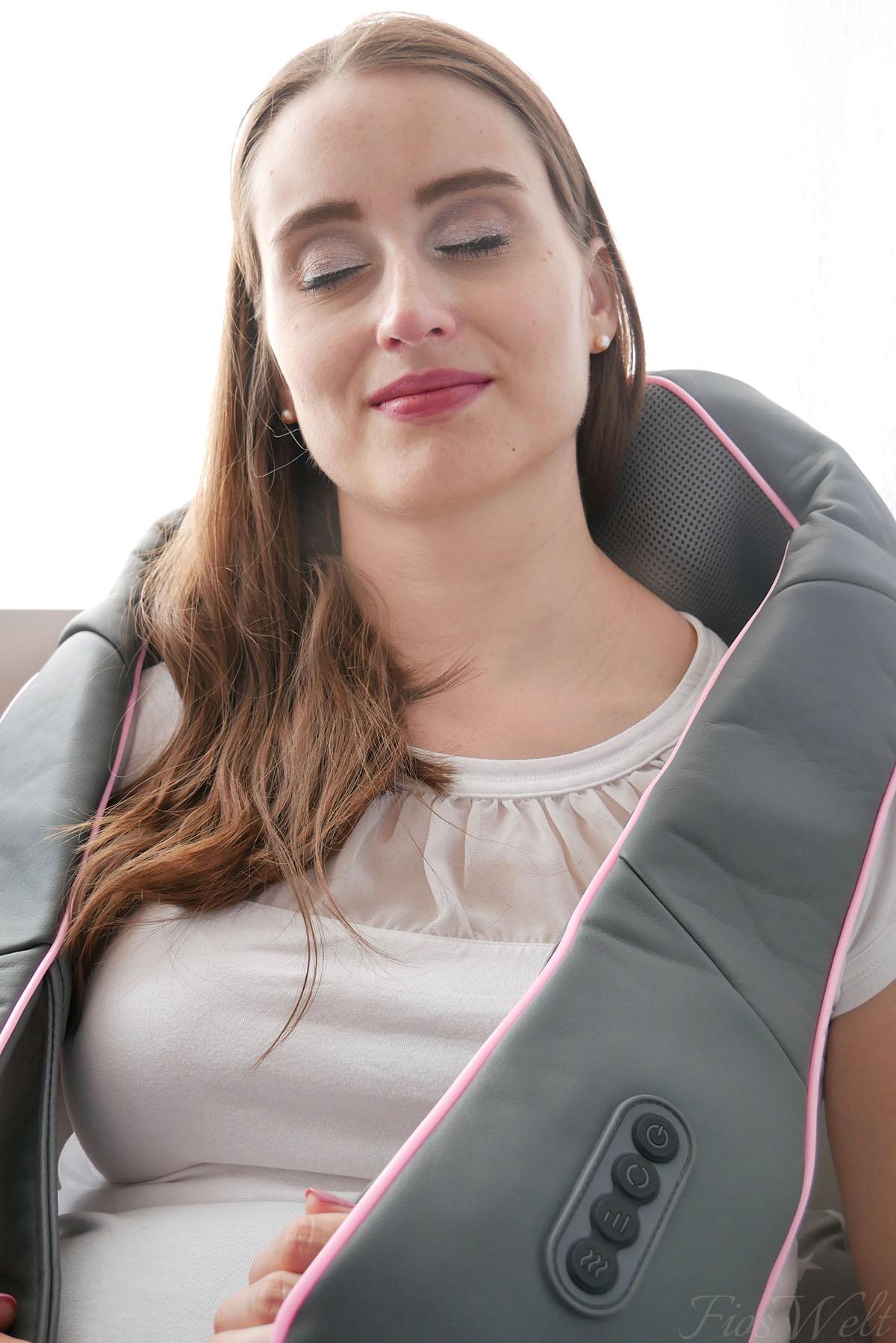 reer MommyLine Massagegerät Anwendung