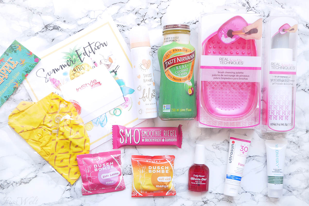 InStyle Box Summer Edition 2018