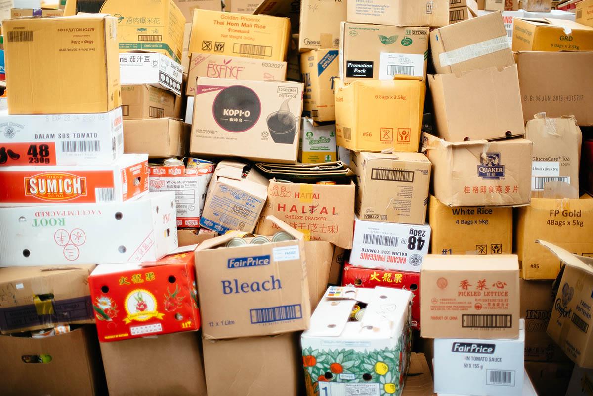 Paketeflut