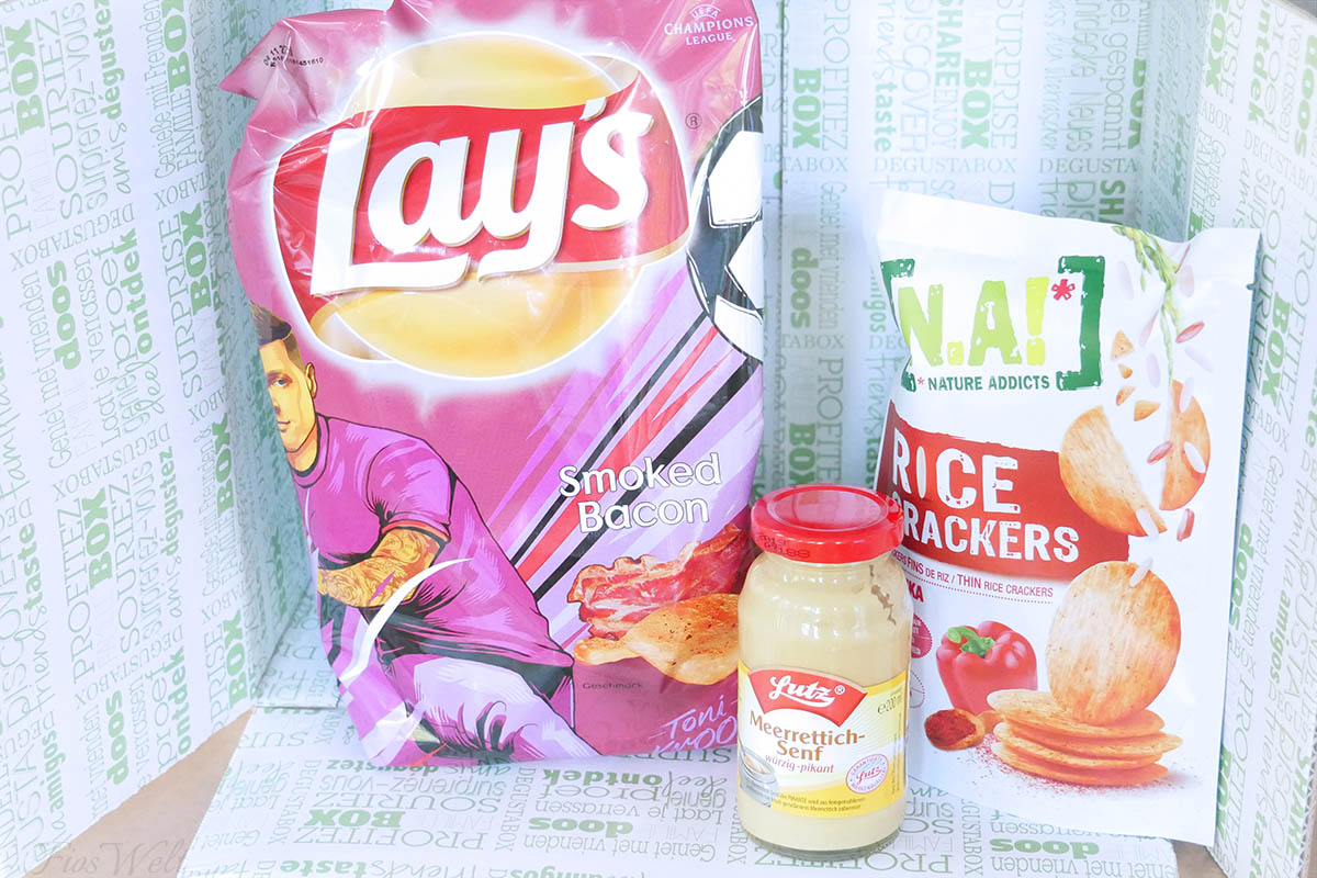 Lays Chips Test