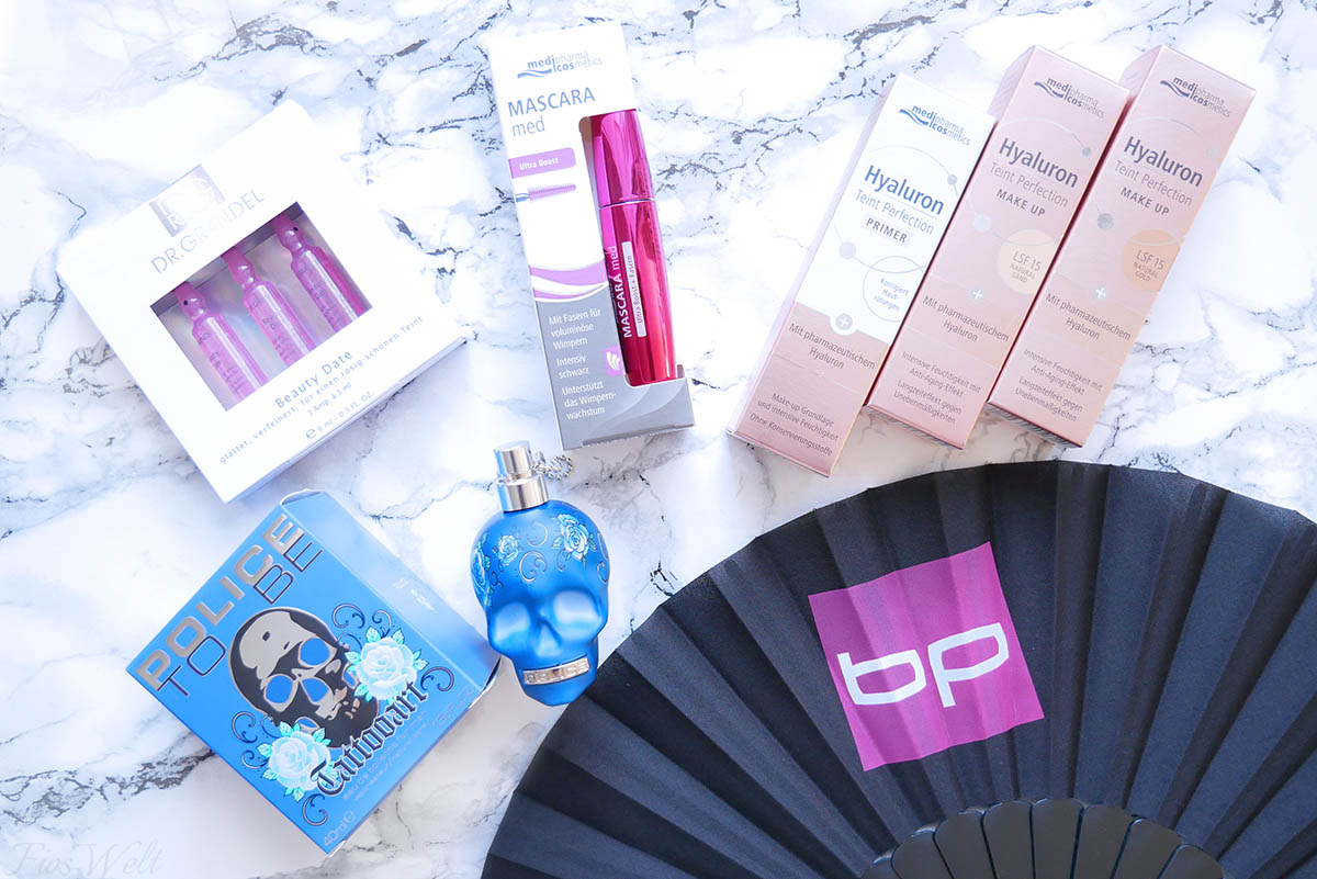 Beautypress Neuheiten August