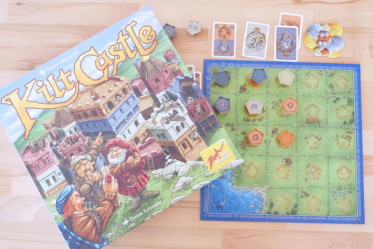 Kilt Castle Zoch