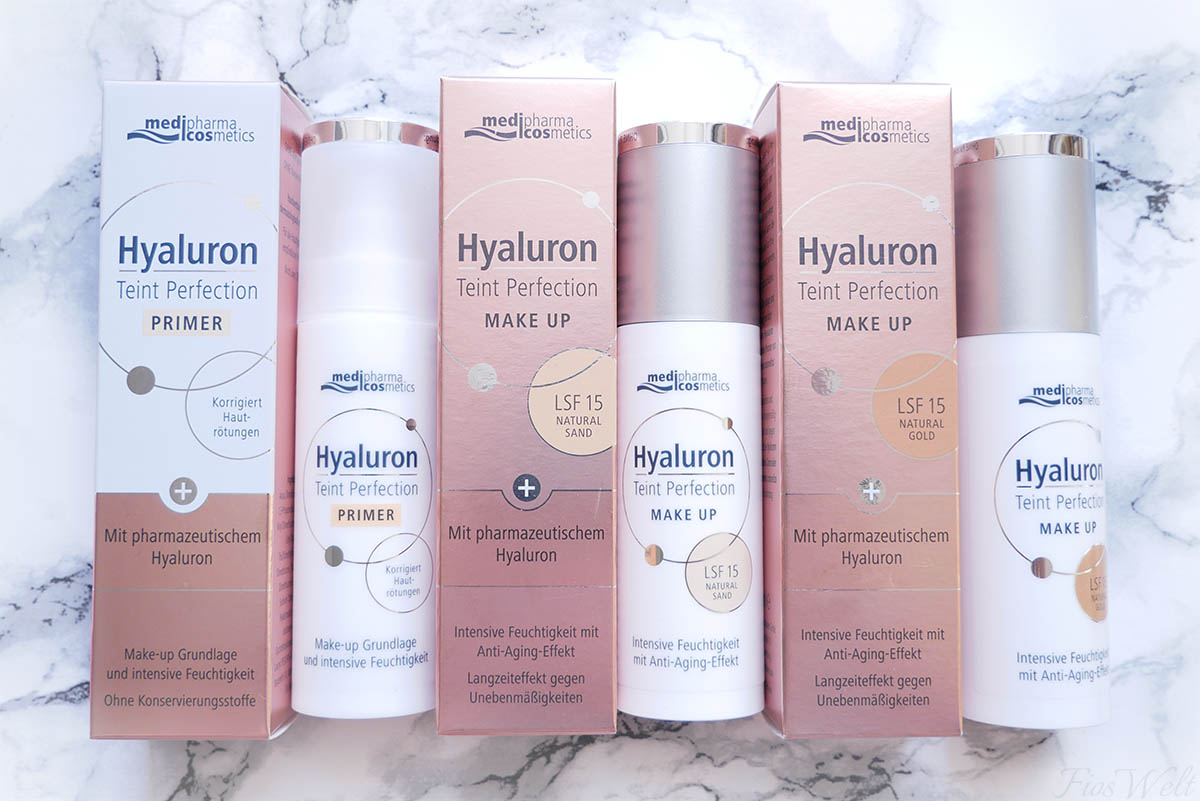 Medipharma cosmetics Hyaluron Teint Perfection