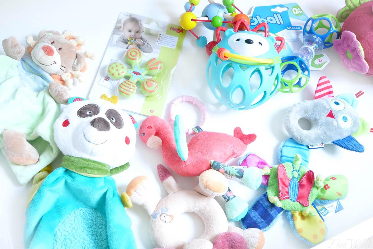 Spielzeug Schublade Baby