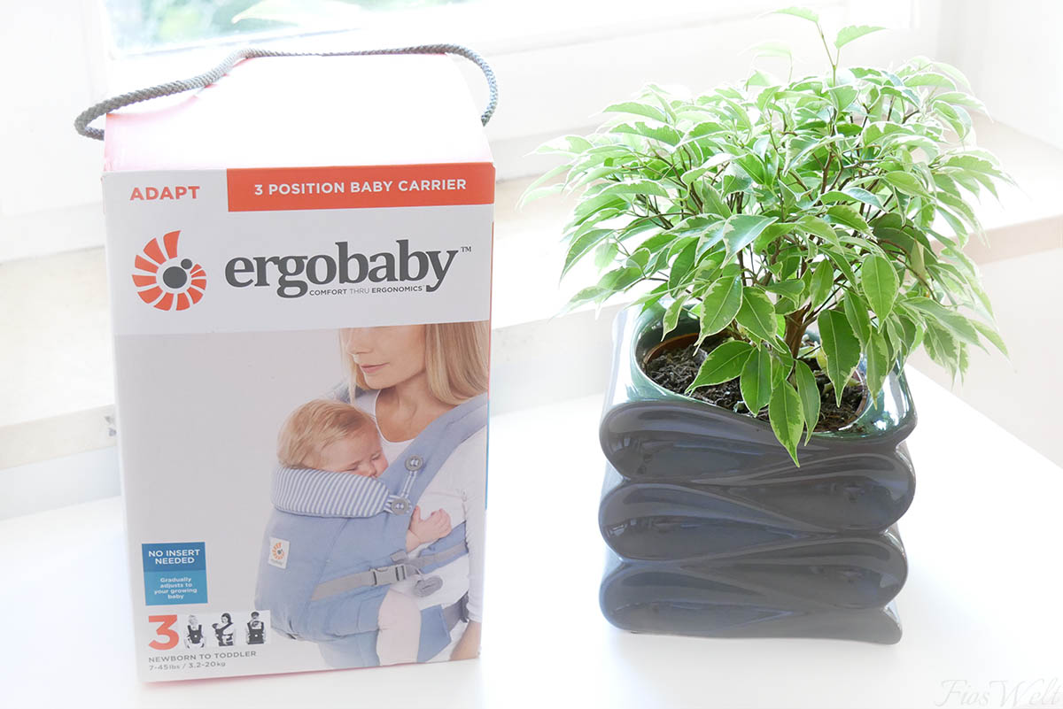 Ergobaby Adapt Test