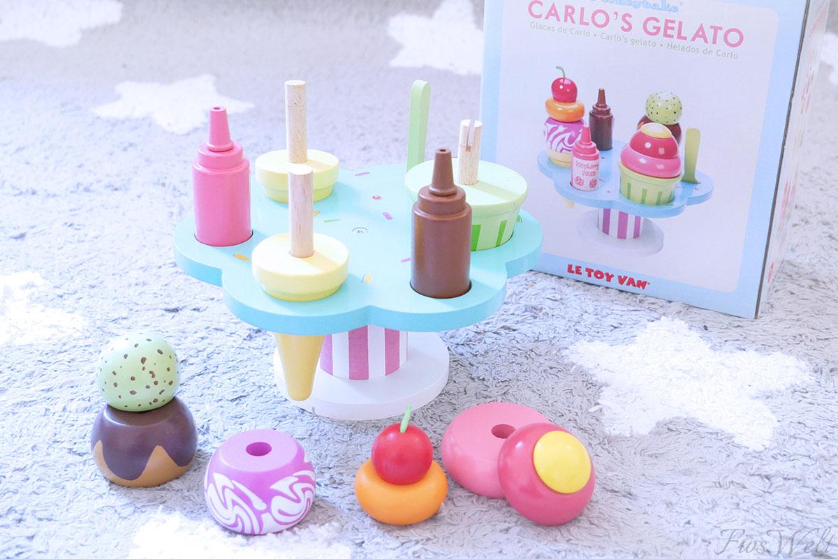 Le Toy Van Eis-Halter CARLOS GELATO