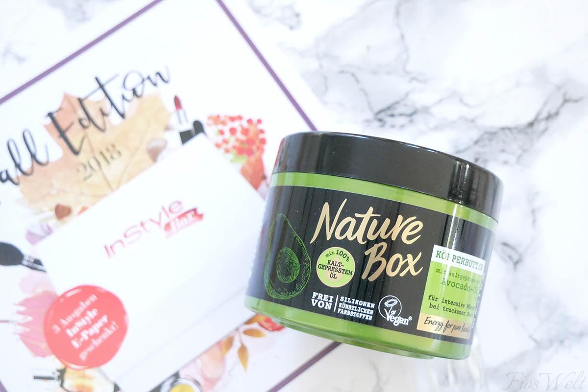 Nature Box Körperbutter