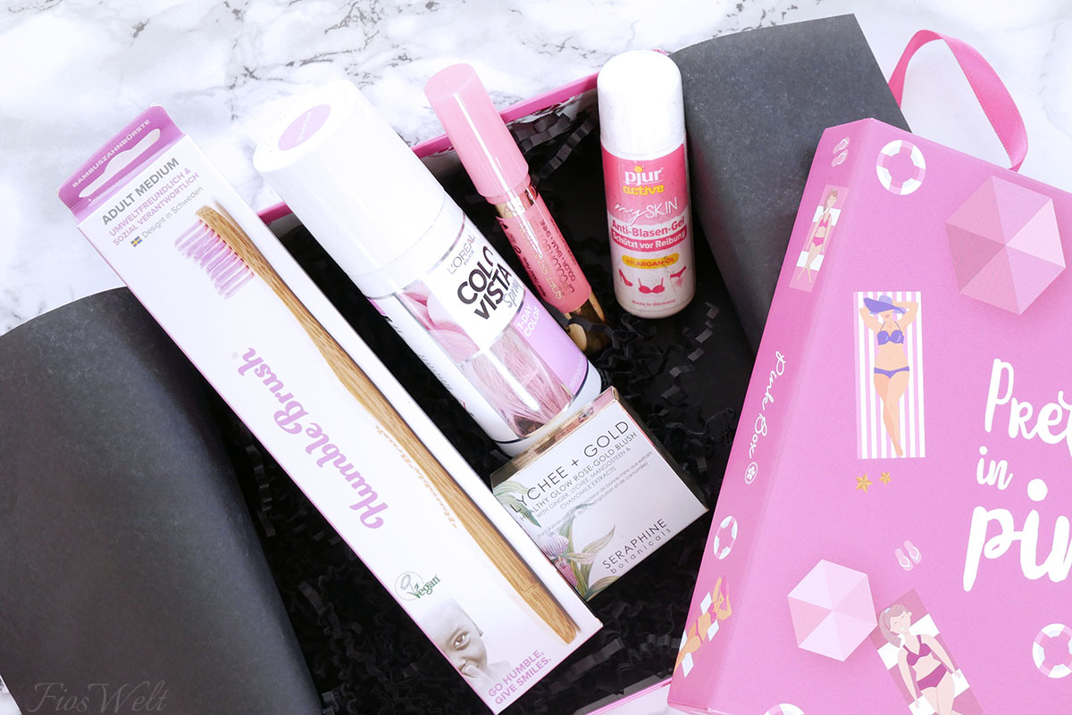 Pink Box September 2018