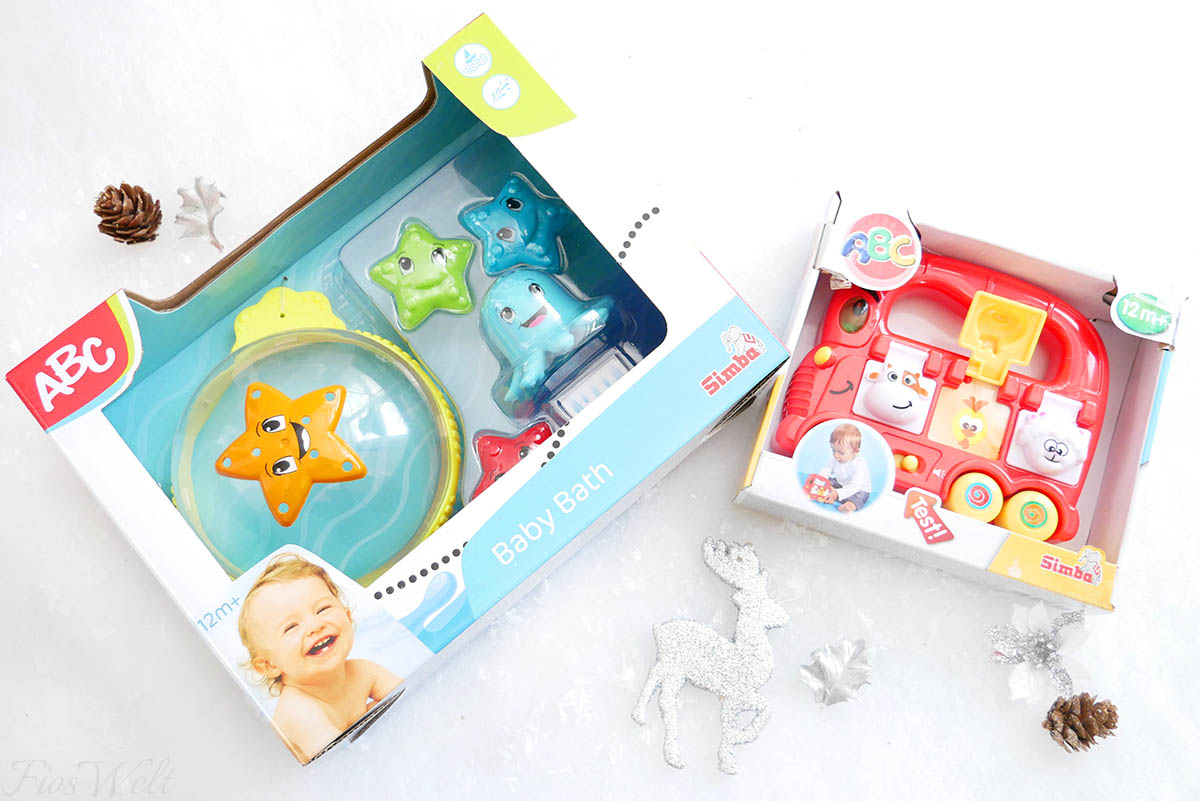 ABC Spielzeug Gewinnspiel Kleinkind