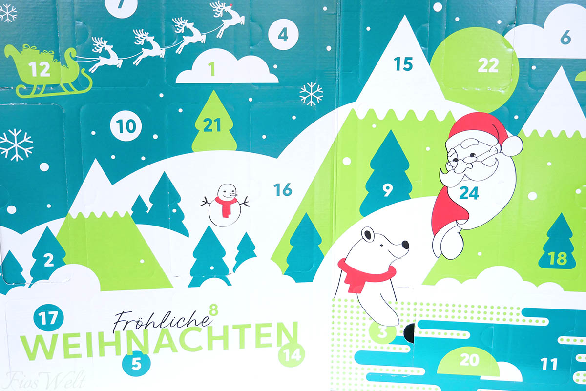 Degustabox Adventskalender