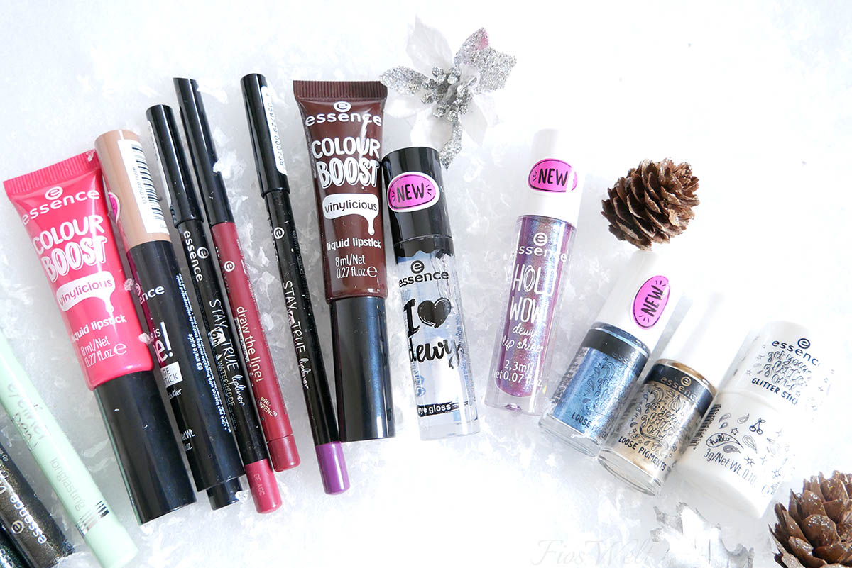 essence Adventskalender set1 Lipliner