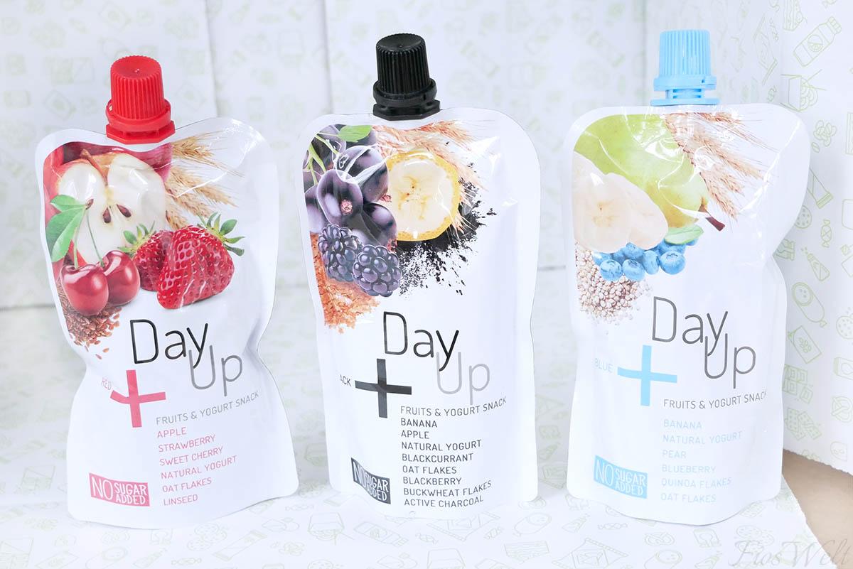 Dayup Fruit- Joghurt Snack