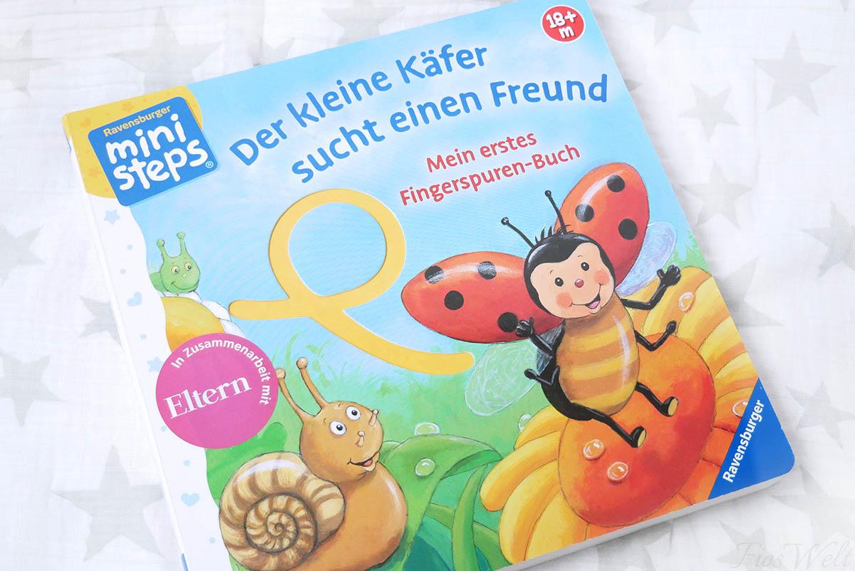 Fingerspuren Buch Ravensburger