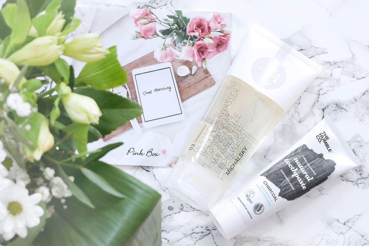 Pinkbox Januar 2019 Inhalt