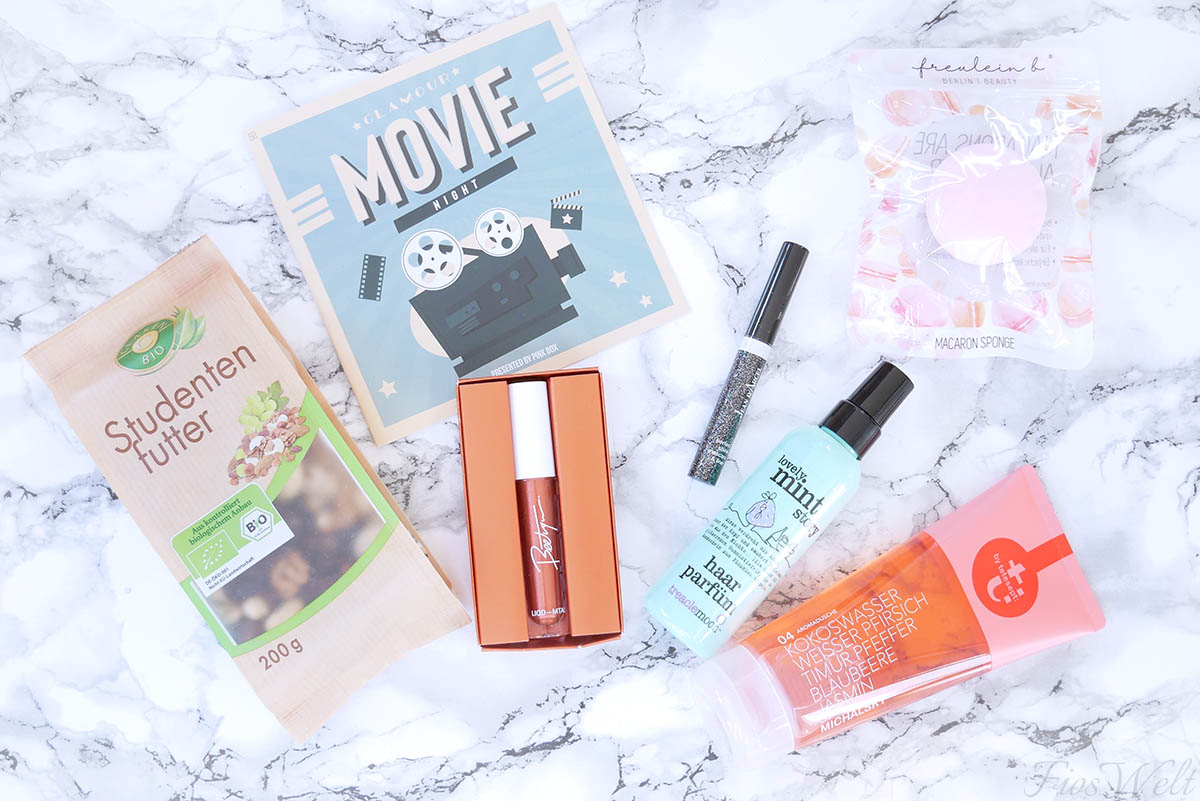 Pink Box Glamour Movie Night