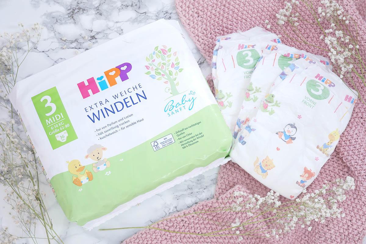 HiPP Babysanft Windeln extra weich