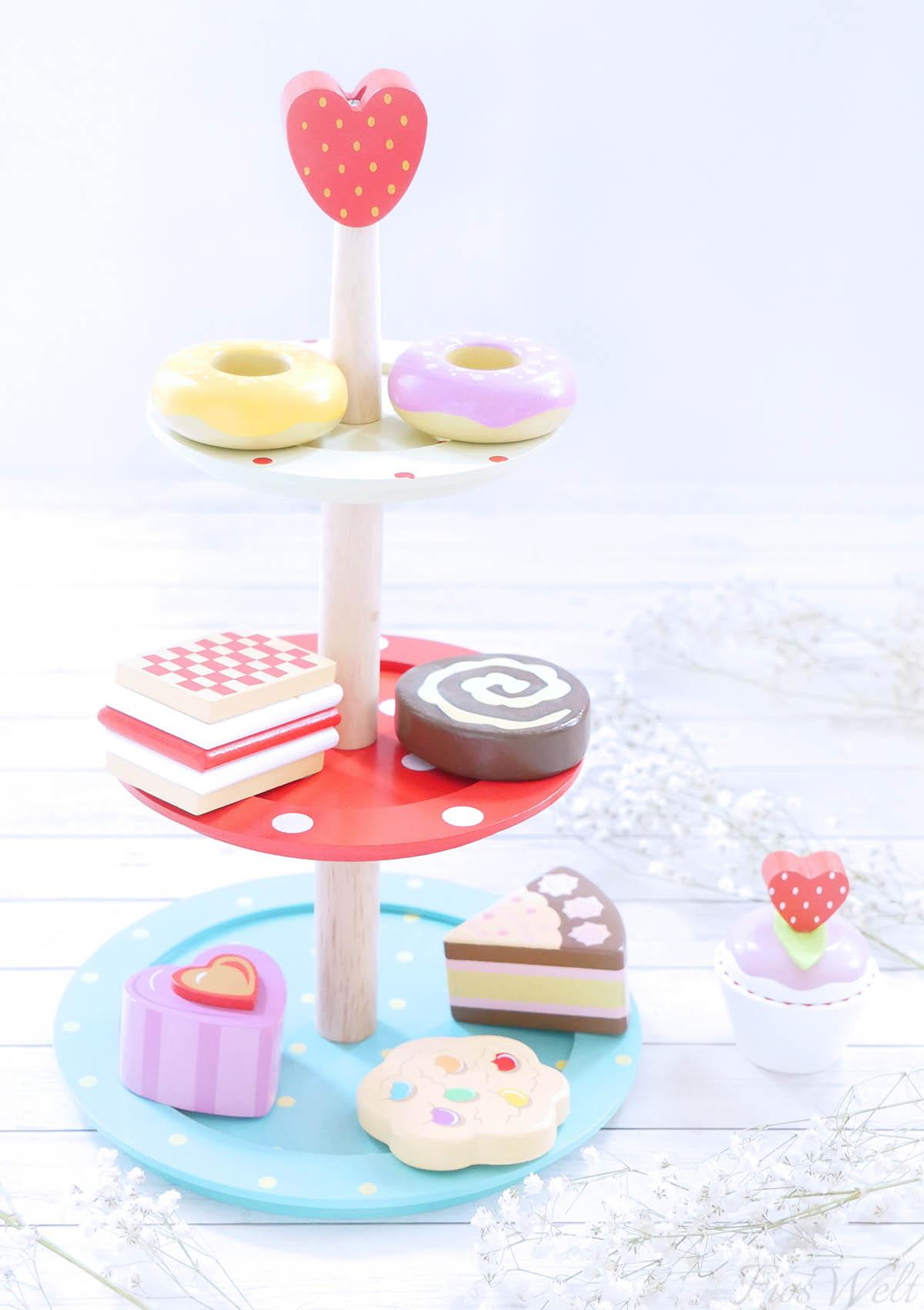 Le Toy Van Cupcake Ständer